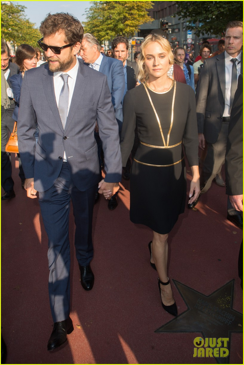 diane kruger geta a star on berlins walk of fame 053189395