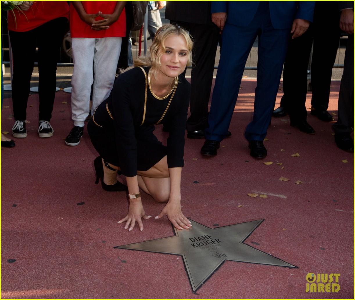 diane kruger geta a star on berlins walk of fame 153189405