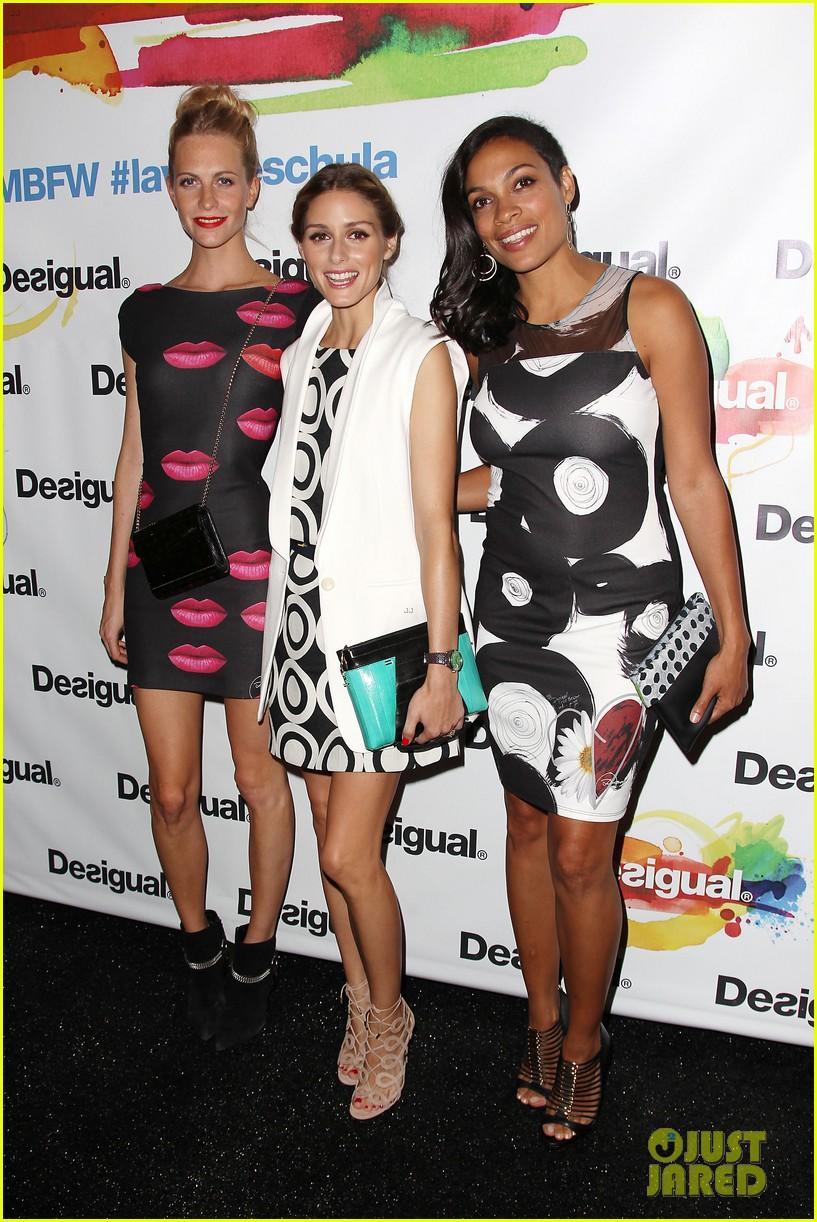 adriana lima walks the runway for desigual fashion show 303189496