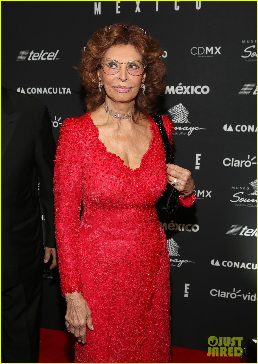 sophia loren celebrates her 80th birthday with pure elegance 053202241