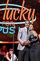 michael b jordan support nick cannon at get lucky for lupus la 10
