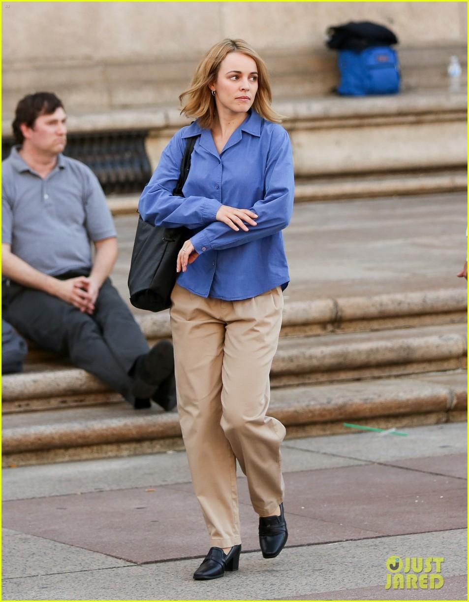Rachel McAdams Films 'Spotlight' After 'True Detective' Season 2