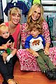 heather morris son elijah step out after engagement 03