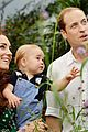 in honor of kate middleton prince williams second pregnancy prince george pics 05