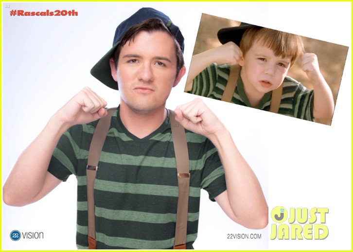 little rascals cast recreate iconic poster for 20th anniversary 073188529