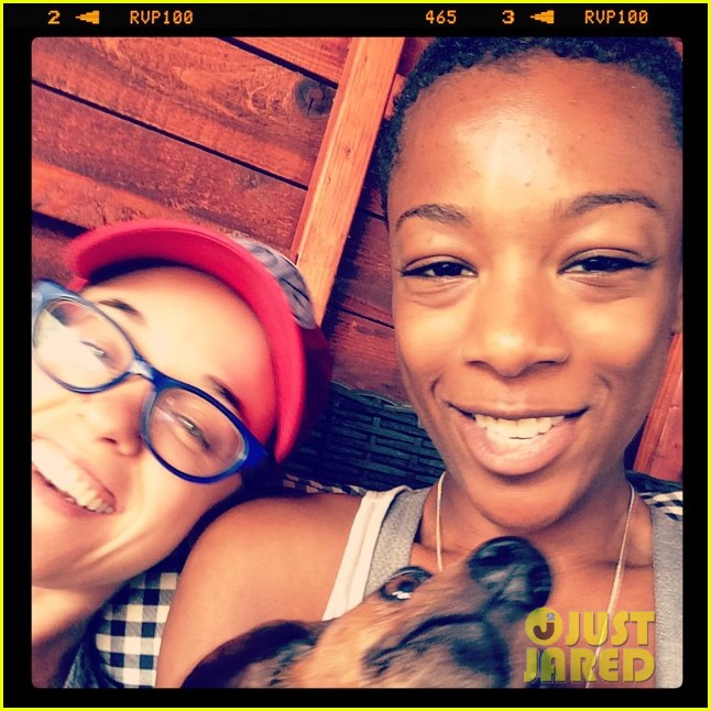 orange is the new black writer dating poussey german