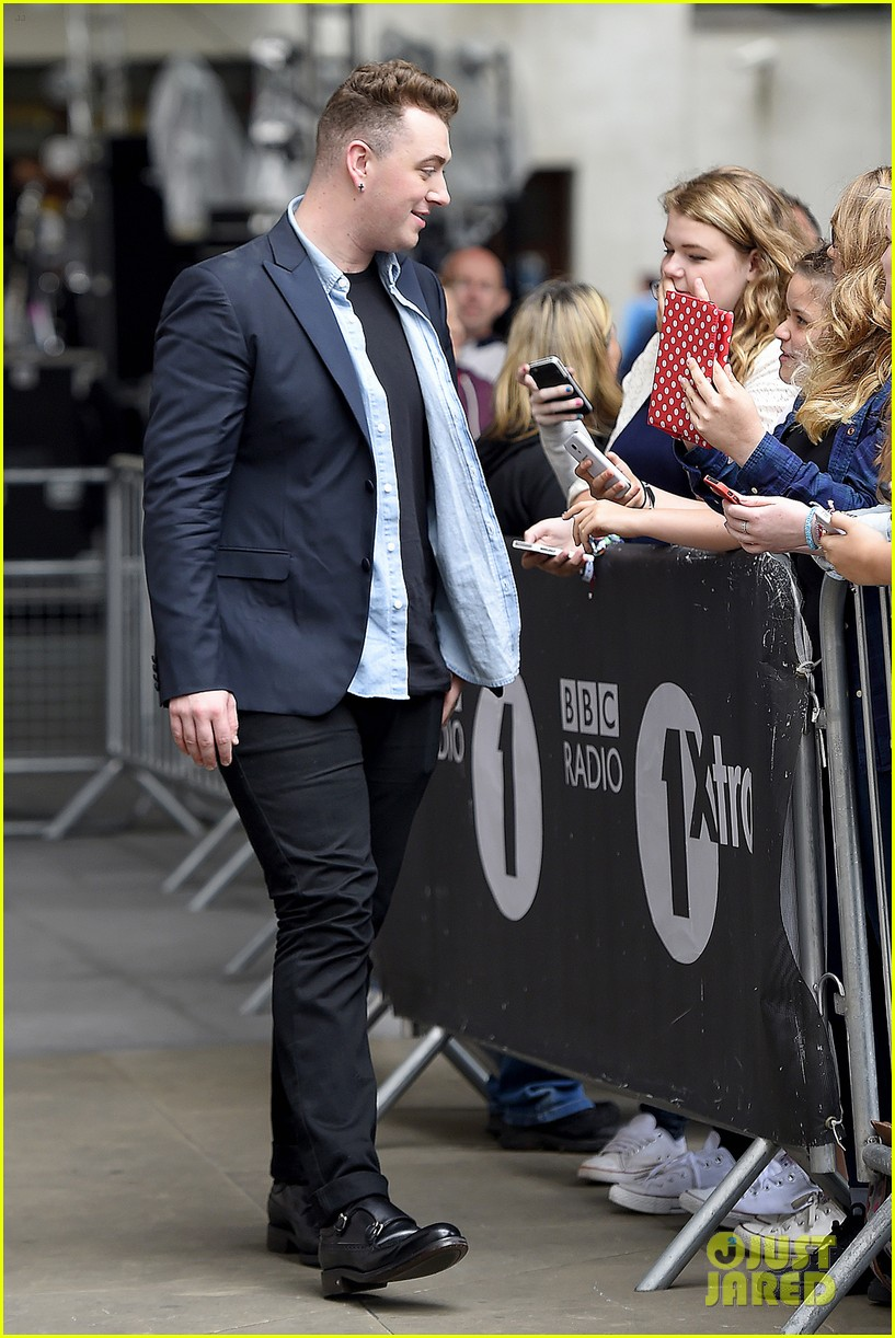 sam smith bbc radio gq men year awards 033188485