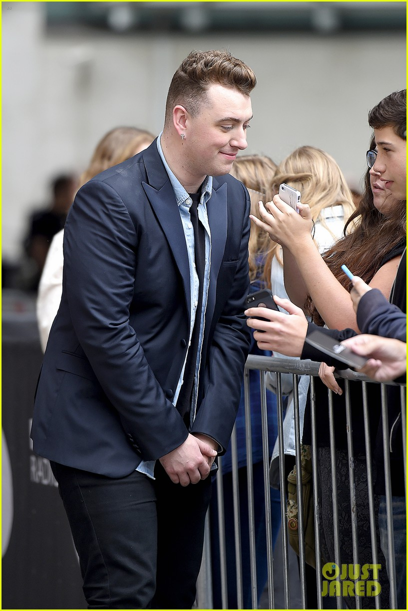 sam smith bbc radio gq men year awards 143188496