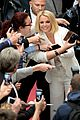 britney spears debuts new shorter hairdo at lingerie collection 18