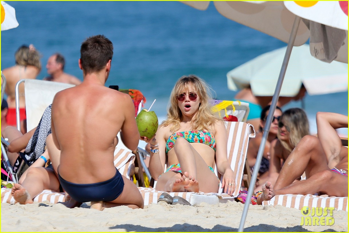 suki waterhouse retro bikini rio 303188818