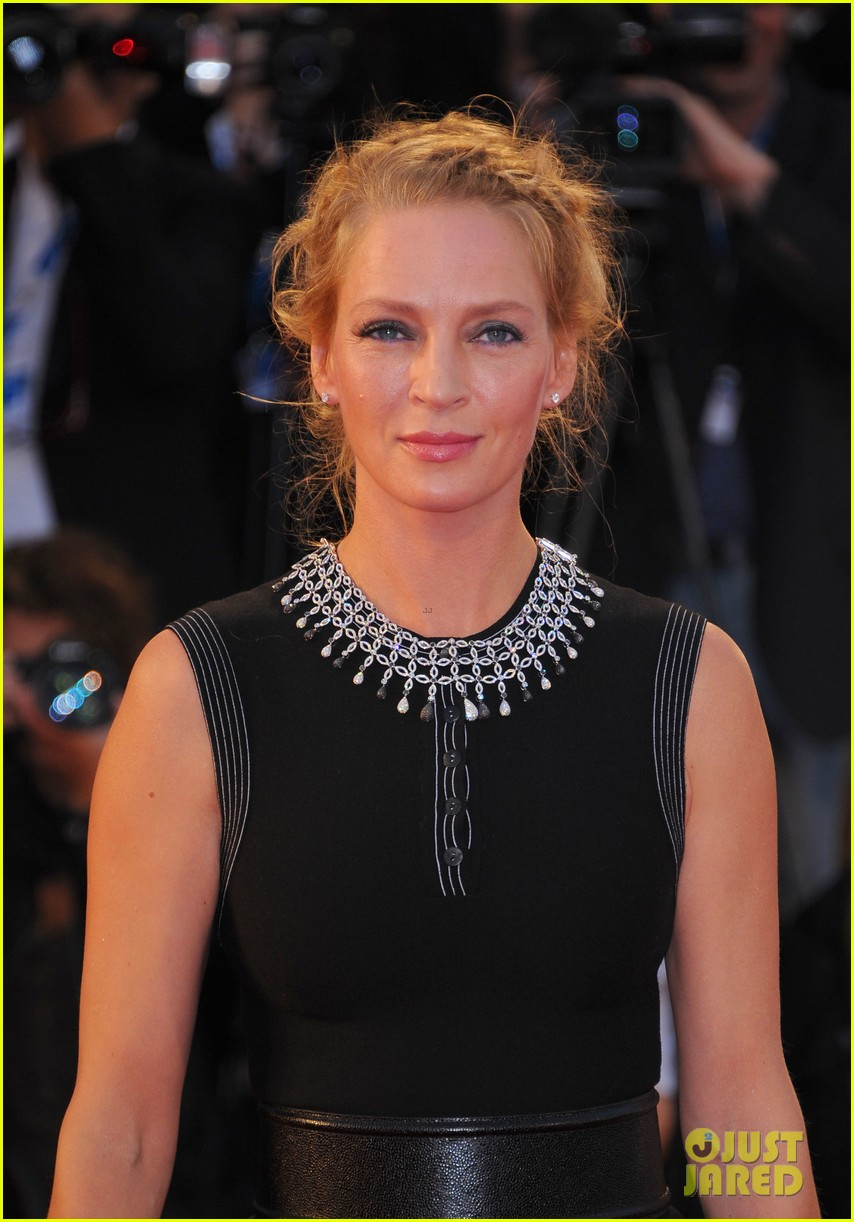 uma thurman joins co stars to premiere nymphomaniac vol ii 013187645