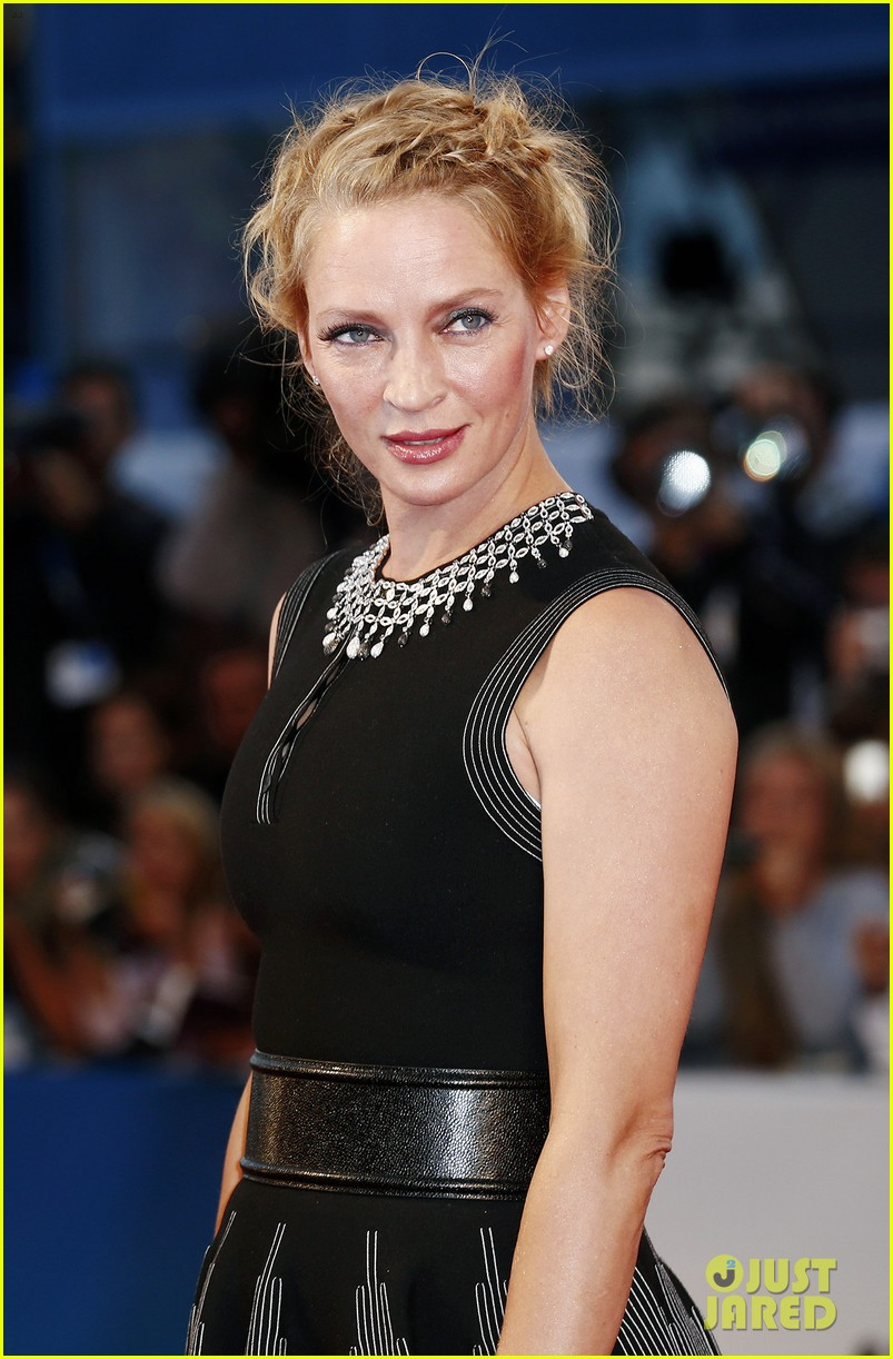 uma thurman joins co stars to premiere nymphomaniac vol ii 103187654