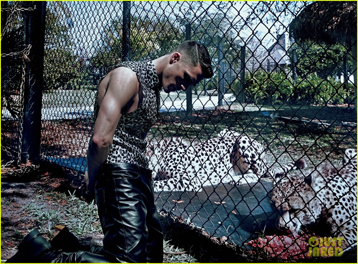 colton haynes vman magazine feature 053199788