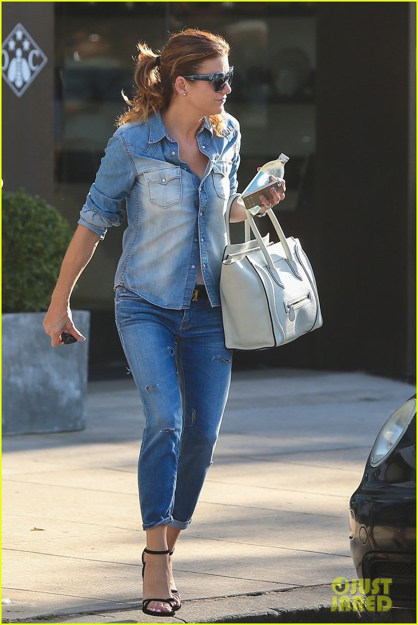 kate walsh double denim 013189151
