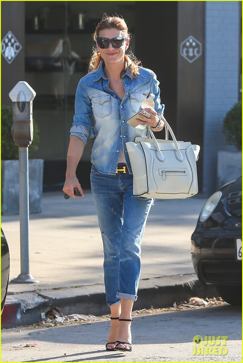 kate walsh double denim 053189155