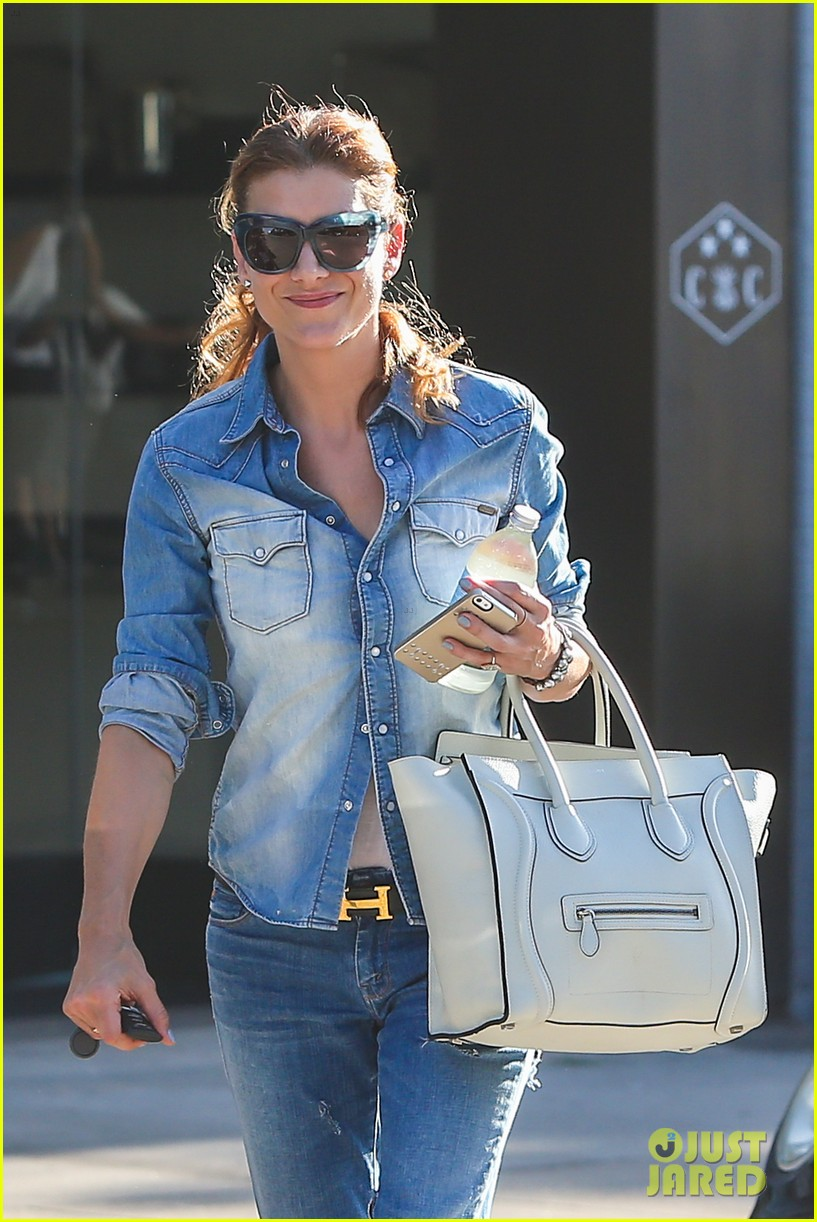 kate walsh double denim 093189159