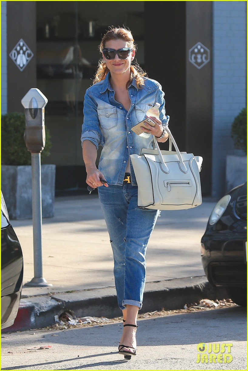 kate walsh double denim 10