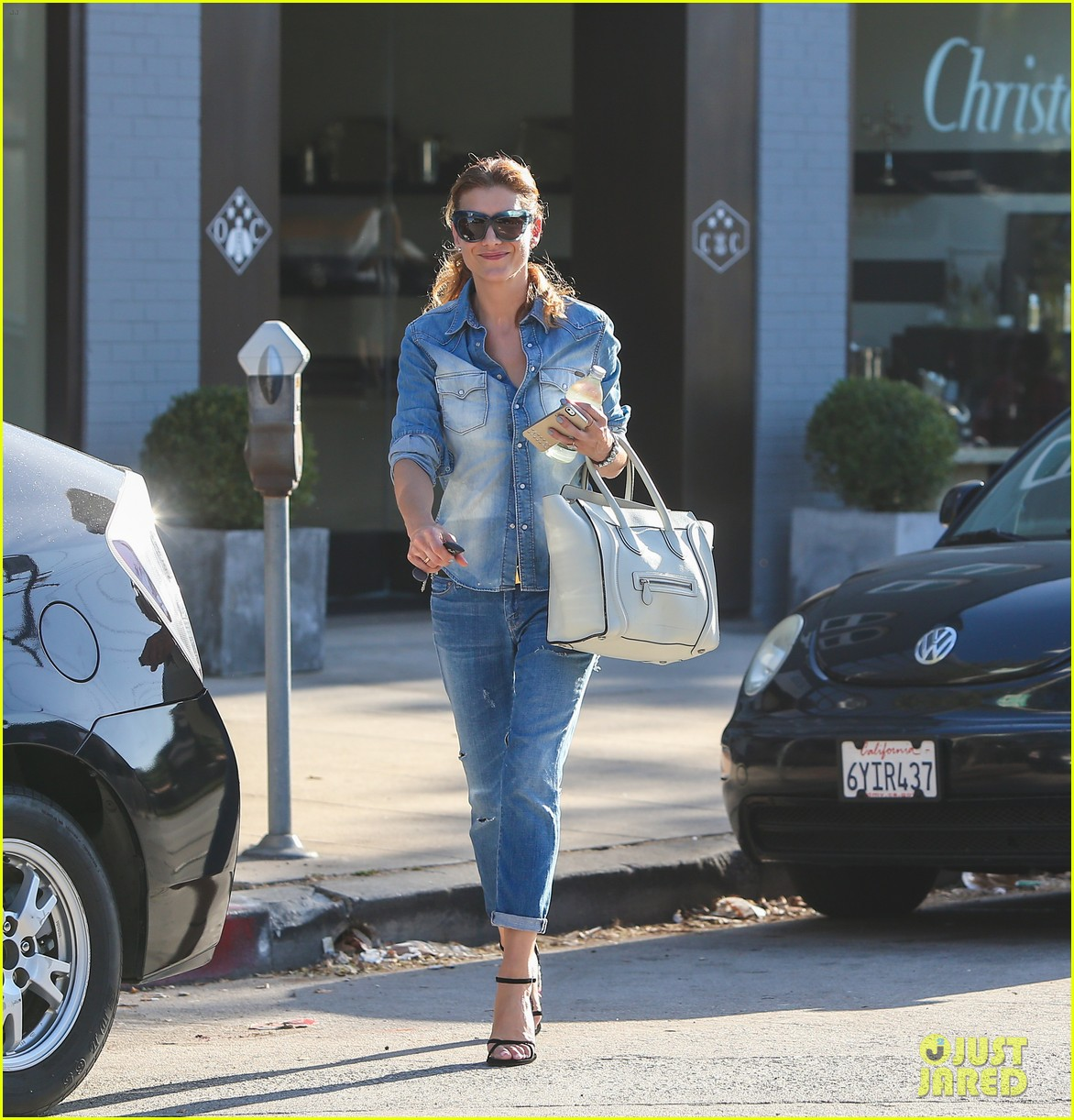 kate walsh double denim 123189162