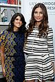 lily aldridge helps launch her fall refresh collection 07