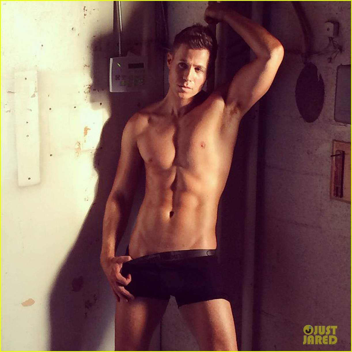 ashley parker angel son