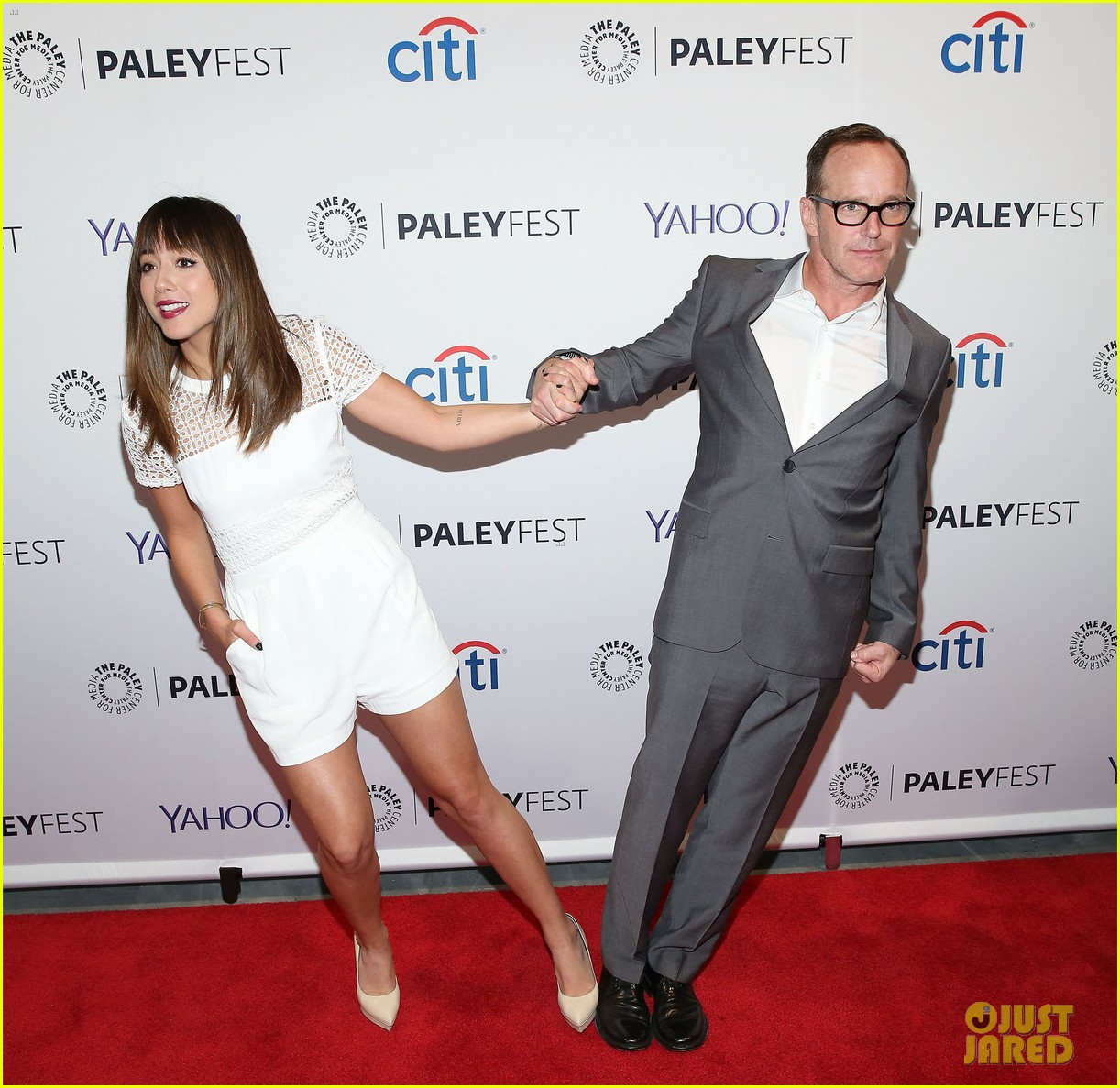 Chloe bennet feet