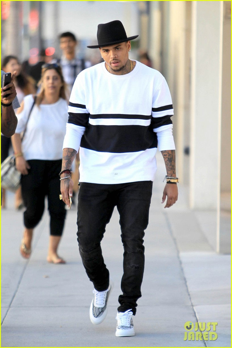 Chris Brown Body 2015