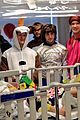 boston bruins hockey players dress up as frozen characters 05