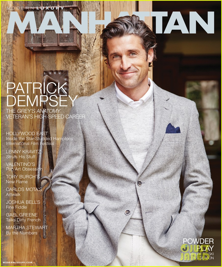 Patrick Dempsey Describes His Audition For \'Grey\'s Anatomy\' & His ...