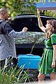 zooey deschanel goes green for new girl 21