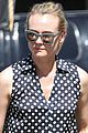 diane kruger polka dots stripes fashionable 01