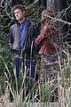 jamie dornan dakota johnson kiss in the woods 14