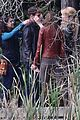 jamie dornan dakota johnson kiss in the woods 18