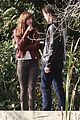 jamie dornan dakota johnson kiss in the woods 22