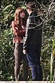 jamie dornan dakota johnson kiss in the woods 23