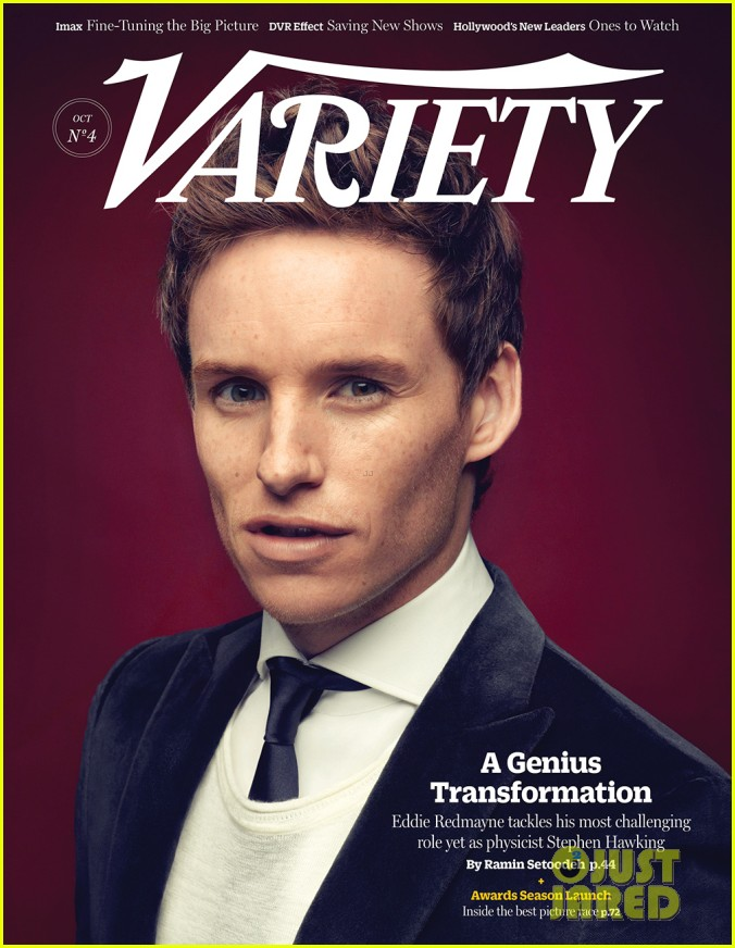 Eddie Redmayne Says He Could Have Played Christian Grey in