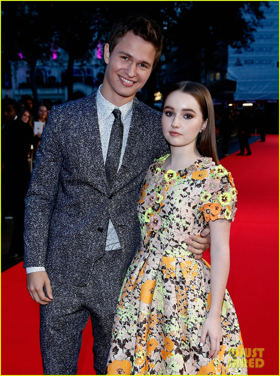 'Men, Women, and Children' stars; Ansel Elgort and Kaitlyn Dever