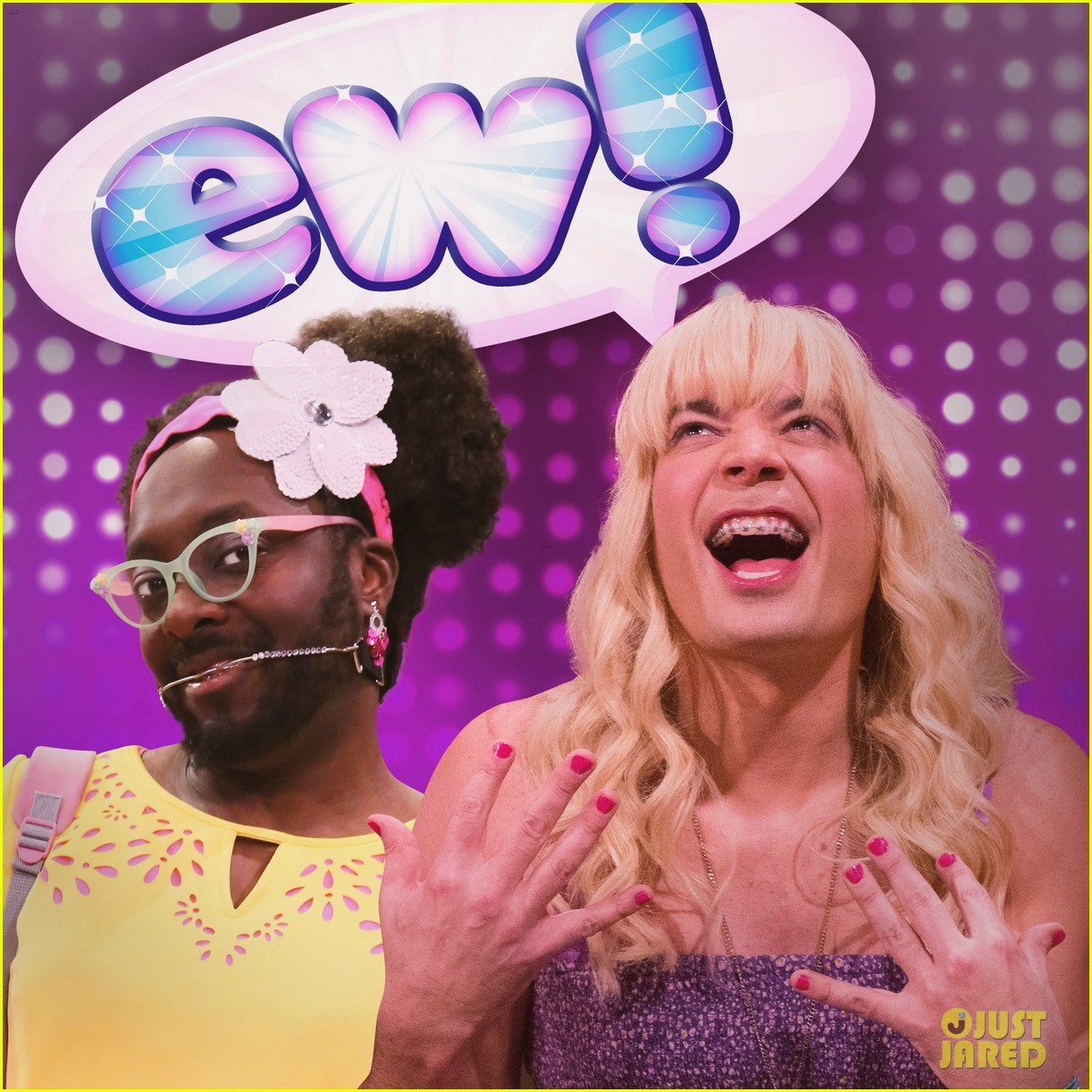 Jimmy Fallon Makes Ew Music Video With William Watch Now