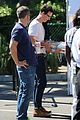grant gustin lift up shirt for extra appearance 14