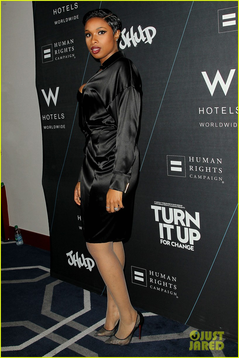 jennifer hudson is hotter than ever at turn it up for change 093224514