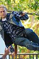 charlie hunnam goes undercover shoot 06