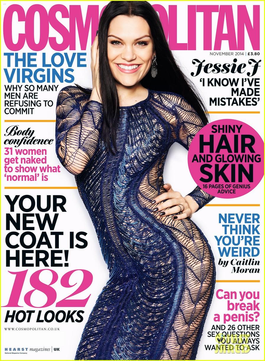 jessie j covers cosmopolitan uk november 2014 013211677