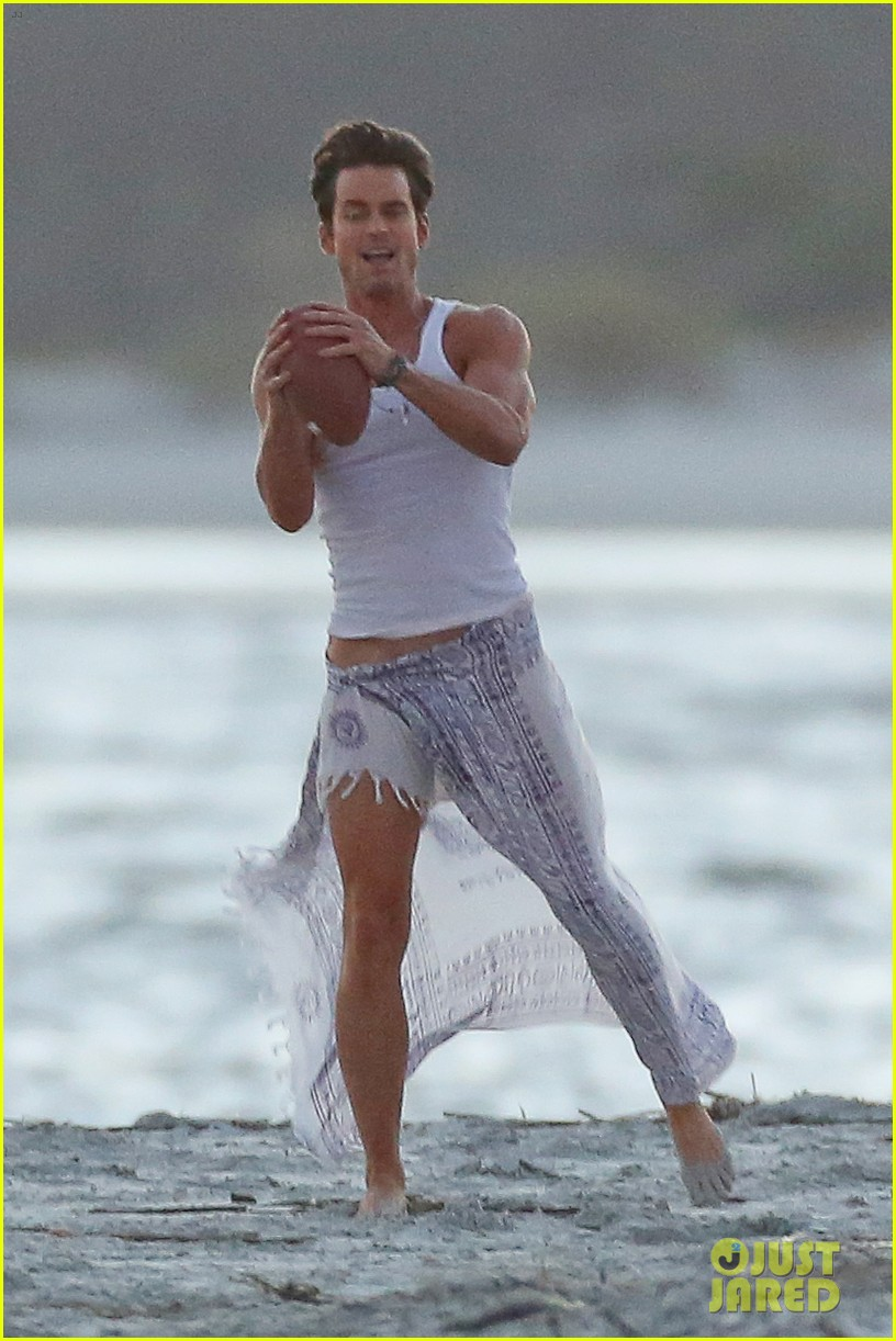 Joe Manganiello & Matt Bomer Show Off Buff Bods in 'Magic ... Lindsay Lohan Rumors