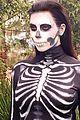 kim kardashian north west freaky cute on halloween 02