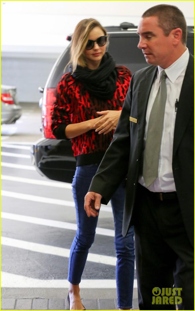 Miranda kerr elle australia november 2017