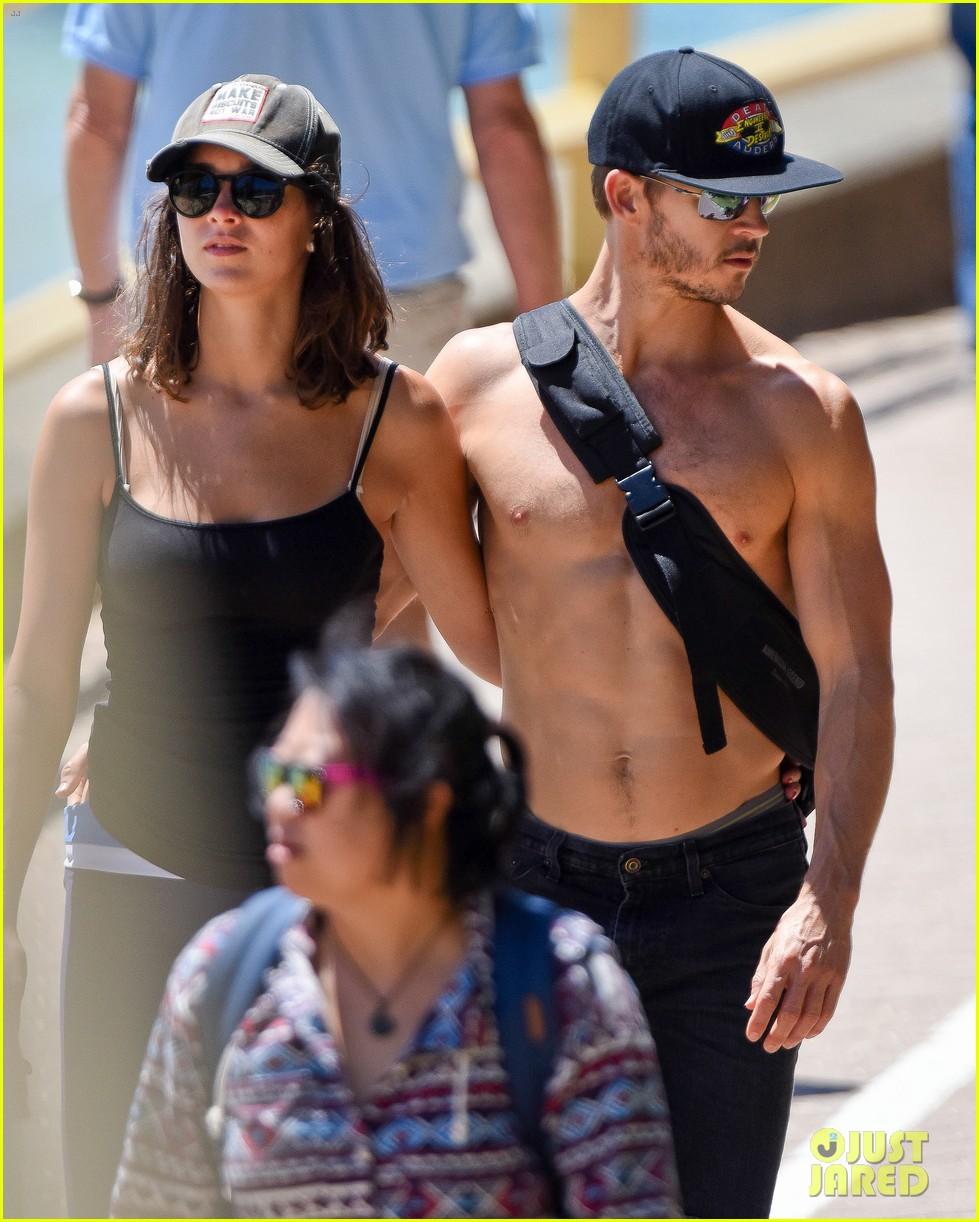 kwanten shirtless Ryan