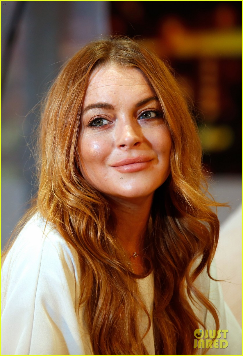 lindsay lohan more comfortable speed the plow 013208717