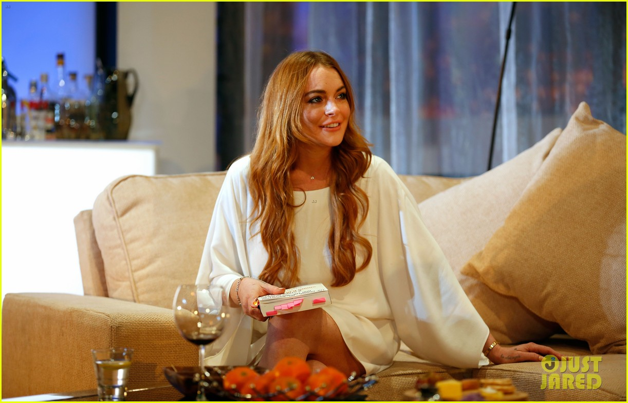 lindsay lohan more comfortable speed the plow 033208719