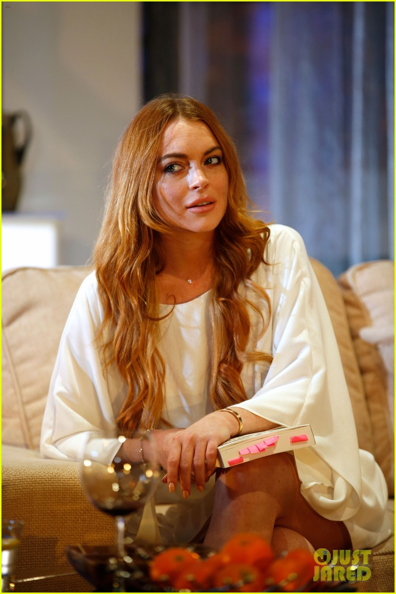 lindsay lohan more comfortable speed the plow 073208723