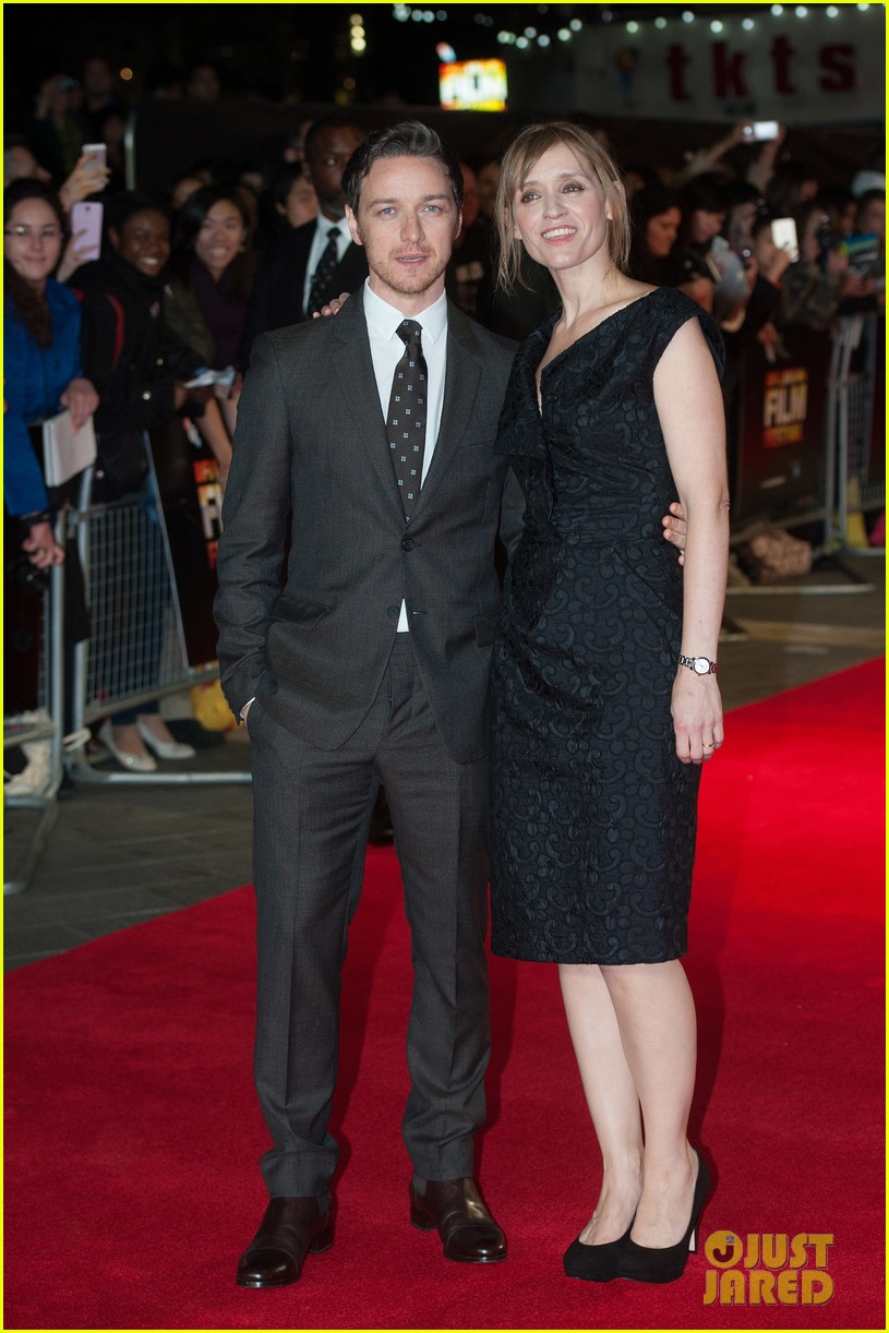 James Mcavoy 2014 Wife Full Sized Photo of ja...