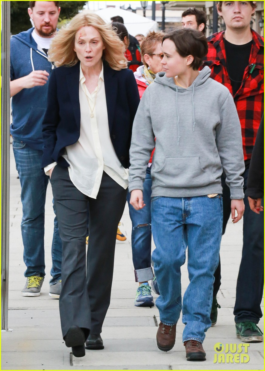 Ellen Page is Still Gr...